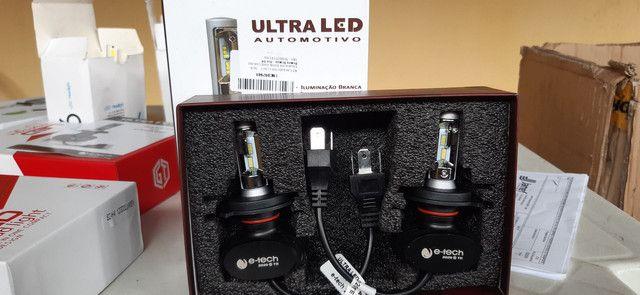 Super LED e ultra Led Todos os modelos, faço instalação - Foto 4