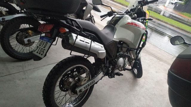 Tenere 250cc 2014/troco por moto menor valor/em até 48x no carnê/36x no cartão de crédito - Foto 3