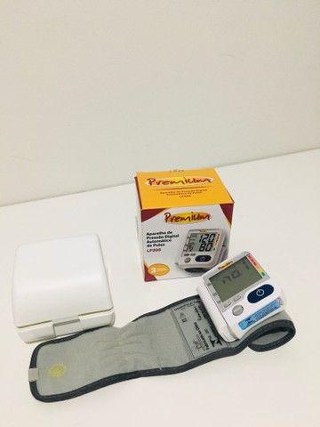 Medidor de pressão de pulso - Foto 2