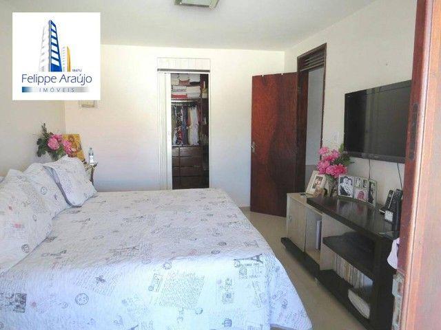 Apartamento com 4 dormitórios à venda, 251 m² por R$ 820.000,00 - Meireles - Fortaleza/CE - Foto 4