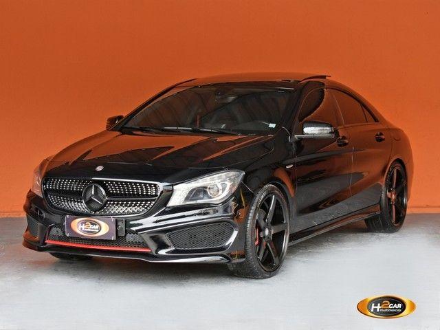 Mercedes Benz CLA250 Sport 4M