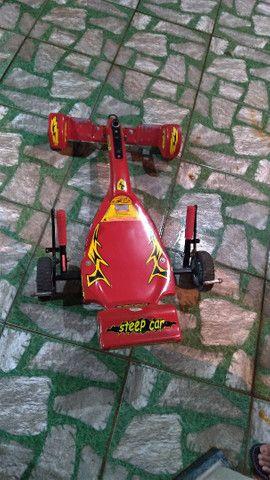 Carrinho de guia Fórmula 1 - Foto 3