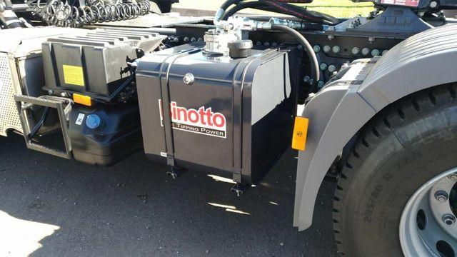 kits hidráulico caçamba piso móvel binotto truck carreta  - Foto 4