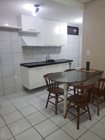 Alugo apartamento mobiliado em manaira! - Foto 9