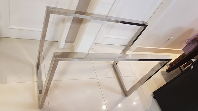 Base para mesa em inox - Foto 2