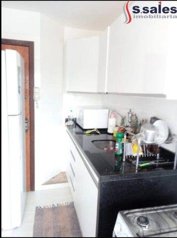 Apartamento na Asa Norte com 02 Quartos 02 Banheiros - Brasília - DF - Foto 3