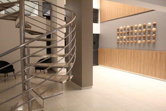 Apartamento para venda possui 52m² quadrados com 2 quartos em Miramar - João Pessoa - PB - Foto 4