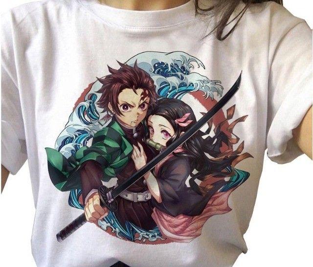 Camisas de Anime Personalizadas São Carlos - SP - Foto 2