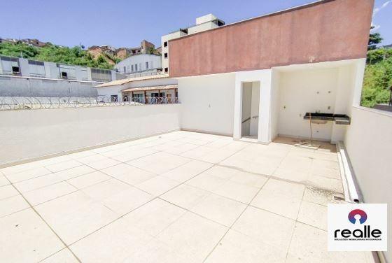 Cobertura à venda, Caiçaras, Belo Horizonte, MG bem localizado proximo as principais vias  - Foto 16