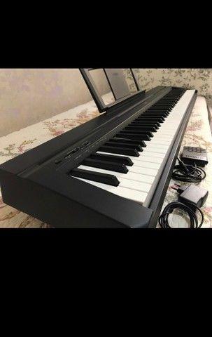 Piano eletrônico P-35 - Foto 3
