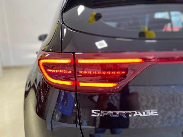 Sportage 2021 EX 2.0 a mais top da  categoria com gnv 5 geração  - Foto 13