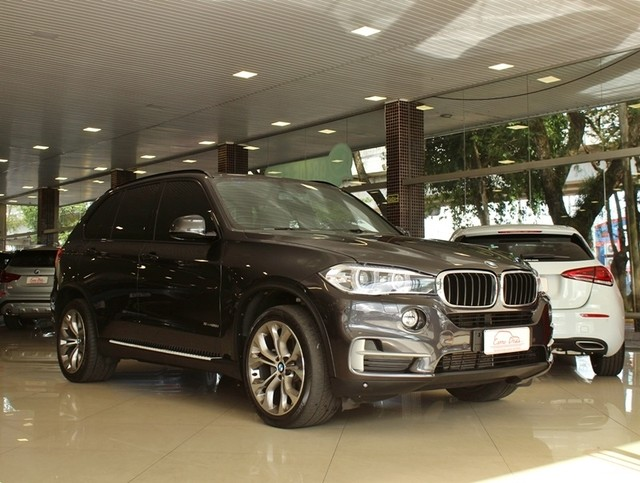 BMW X5 XDRIVE 35I 4P GASOLINA AUT