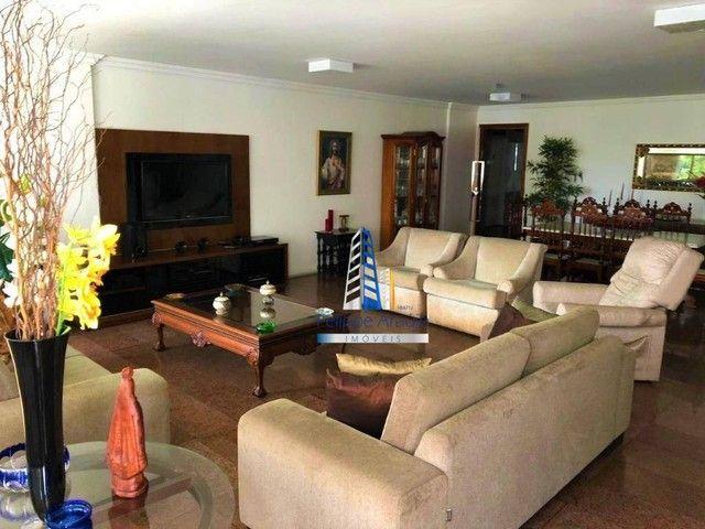 Apartamento com 4 dormitórios à venda, 251 m² por R$ 820.000,00 - Meireles - Fortaleza/CE