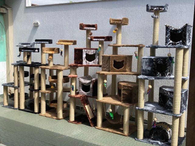 Fábrica de arranhadores para gatos