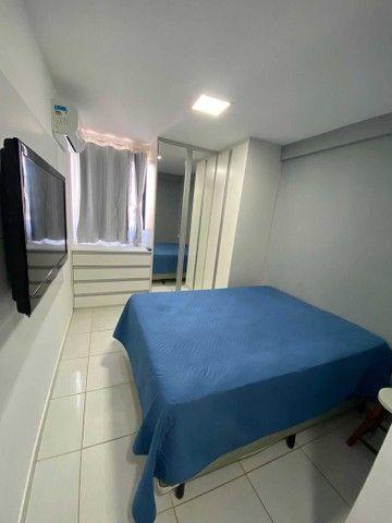 Apartamento mobiliado em ótima localização no Bessa - Foto 2