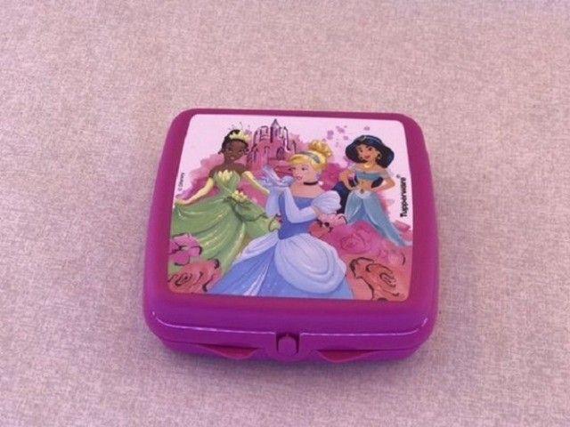 Sanduicheira Tupperware Princesas - Foto 2