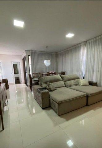 Apartamento para venda possui 182m2 4 suítes Jd das Américas - Foto 11