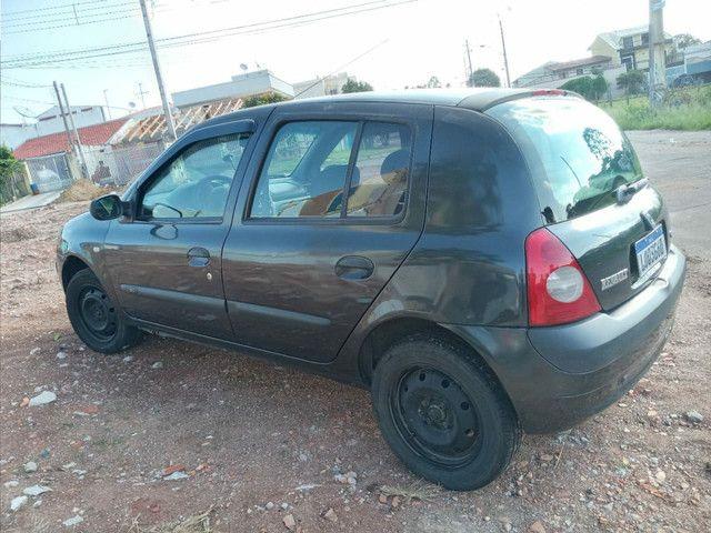 Vendo Clio EXP 1.0 COMPLETO - Foto 2