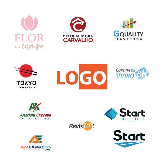 Criar LogoMarca Profissiona p/ Empresas e Negócios - Goiânia - Foto 2