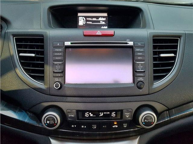 Honda Crv 2012 2.0 exl 4x4 16v gasolina 4p automático - Foto 14