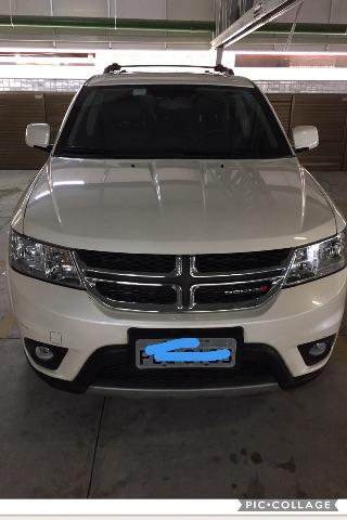 Dodge Journey RT 13/14 Blindada