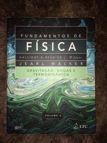 Fundamentos de Física- Halliday ed.9