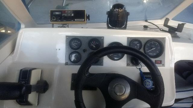 Lancha Carbrasmar Diesel - Foto 7