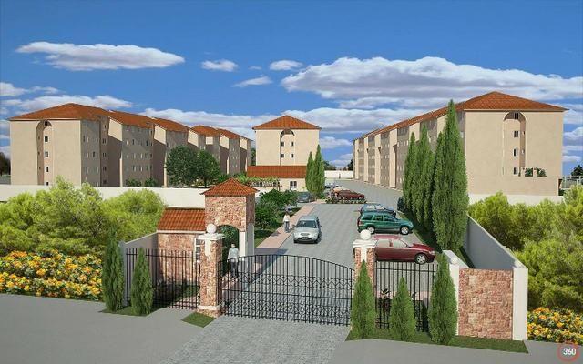 Apartamento Toscana 2 no areal próximo a zezé , 2 quartos