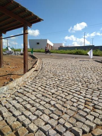 Primeiro bairro planejado de Itabaiana-Pb com infraestrutura COMPLETA