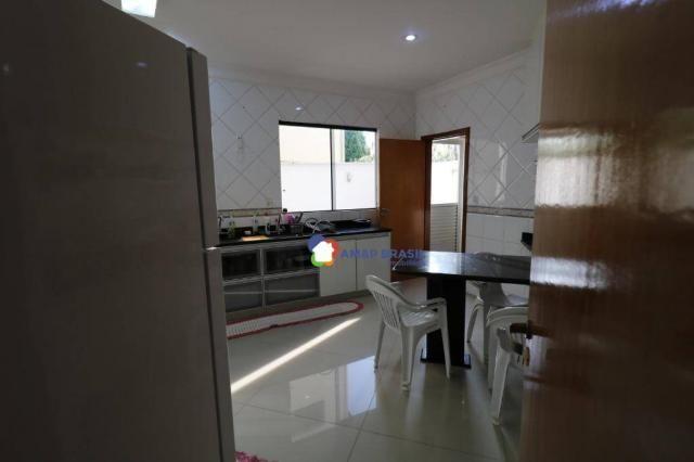 Sobrado com 4 dormitórios à venda, 380 m² por R$ 1.600.000,00 - Residencial Granville - Go - Foto 8