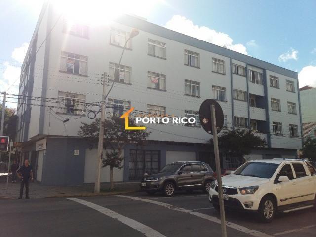 Apartamento para alugar com 3 dormitórios em Centro, Caxias do sul cod:935