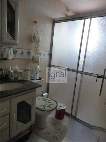 Apartamento com 2 dormitórios à venda, 53 m² por R$ 385.000 - Vila do Encontro - São Paulo - Foto 4