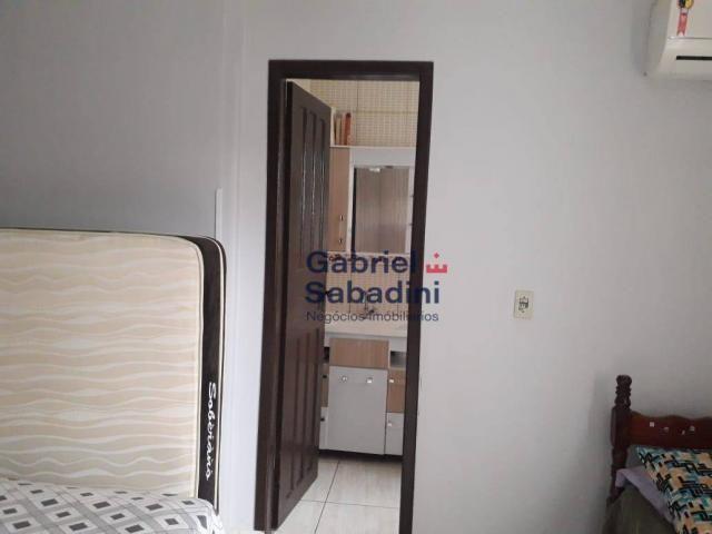 Sobrado com piscina e 4 dormitórios, 1 suítes com ar. locação diária, 135 m² por r$ 1.000, - Foto 9