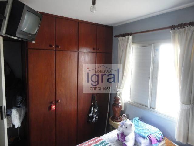 Apartamento com 2 dormitórios à venda, 53 m² por R$ 385.000 - Vila do Encontro - São Paulo - Foto 3