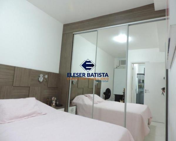 Apartamento à venda com 3 dormitórios em Villaggio limoeiro, Serra cod:AP00224 - Foto 6