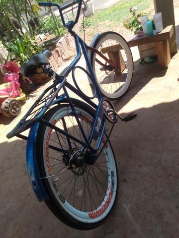 Troco por moto tá com os 2 hidráulico WhatsApp * Jonas - Foto 3