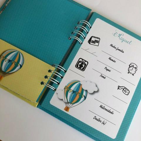 Caderneta de Saúde Personalizada - Foto 4