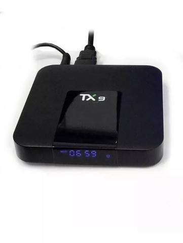 Conversor Smart Tv Tx9 4gb Ram Ddr3- 32gb Rom - Foto 3