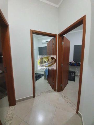 Casa à venda com 3 dormitórios em Parque são carlos, Três lagoas cod:408 - Foto 17