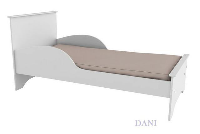 Mini Cama Dani + colchão *NOVO* ShopMix Móveis - Foto 2
