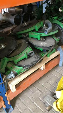 Disco de adubo plantadeira John Deere - Foto 2