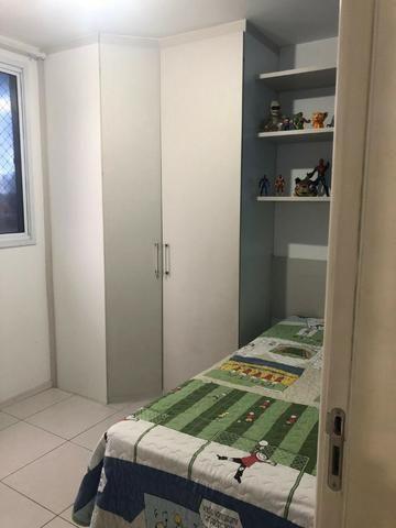 LH - Apto de 2 quartos e suite - villaggio laranjeiras - Foto 16
