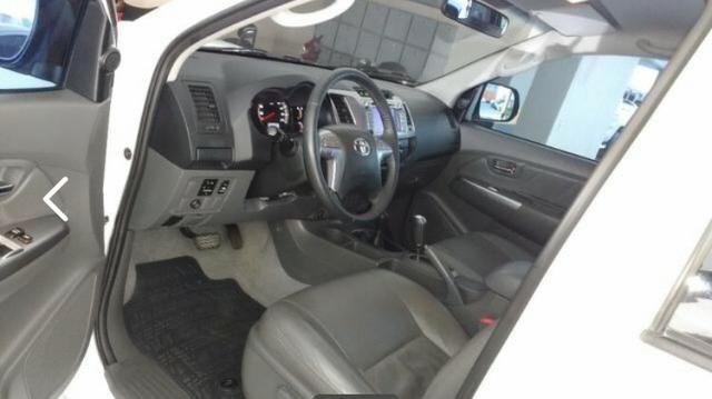 Hilux SRV diesel 4x4 - Foto 5