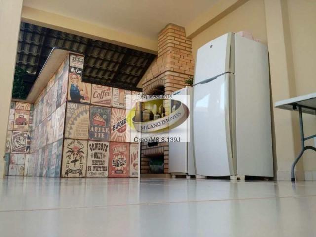 Casa à venda com 2 dormitórios em Ipê, Três lagoas cod:405 - Foto 5