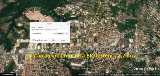 Oportunidade! Terreno no Distrito Industrial - 2480m² - Aceito trocas - Foto 4