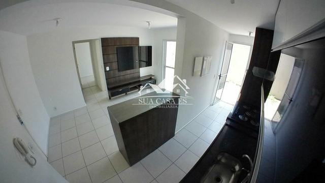 GM - Lindo Apartamento com Quintal Condomínio Club Villaggio Laranjeiras - ES - Foto 5