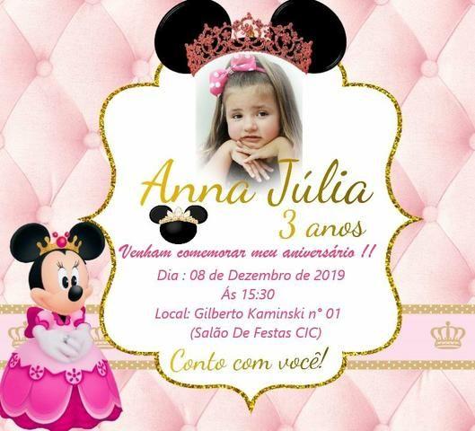 Convite Virtual - Foto 3