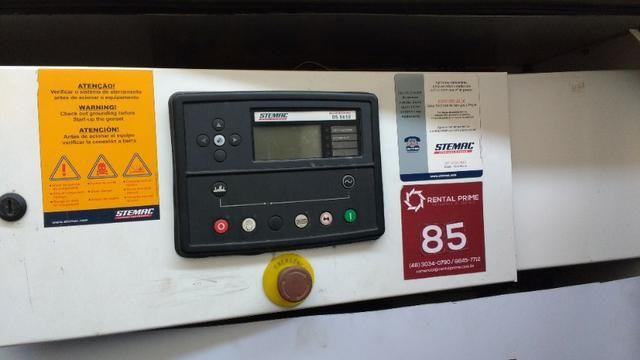 Gerador à Diesel Trifásico 500 KVA Stemac - 500kva - 400kw - Com garantia - Foto 3