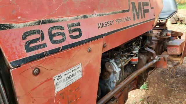 Trator Massey Ferguson 265 4x2 - Foto 2