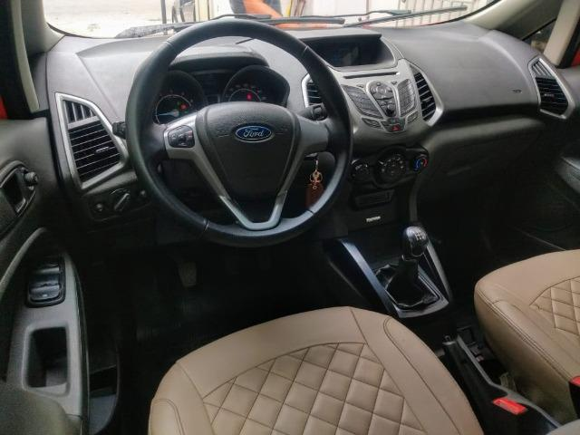 Ford Ecosport SE 1.6 2012/2013 Flex+GNV 4p Manual - Foto 11